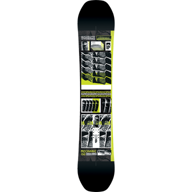 Rome Mechanic Snowboard 2019-2020 - 88 Gear