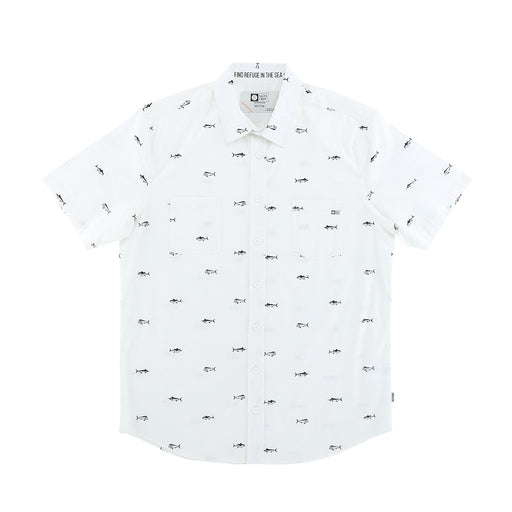 Salty Crew Market Button Shirt