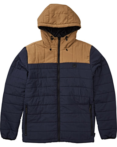 Billabong Journey ADIV Puff Jacket - 88 Gear