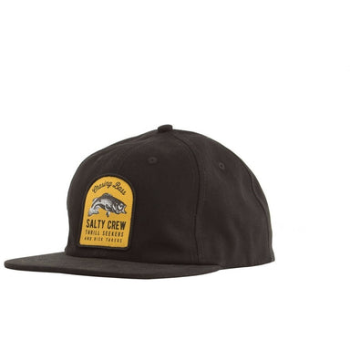 new arrival 84d13 6496b Salty Crew Bass Stamp Hat