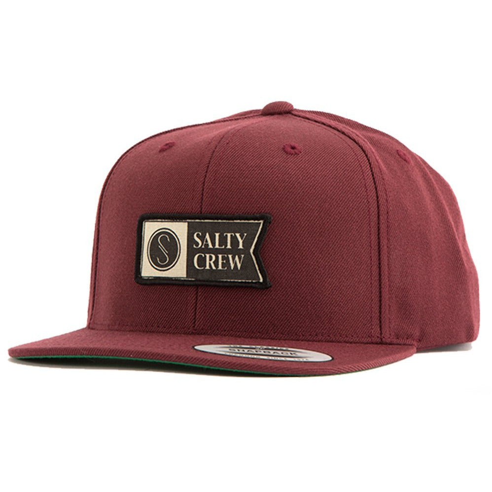 Salty Crew Alpha Stamped Hat - 88 Gear
