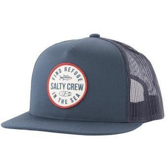Salty Crew Twin Fin Trucker Hat