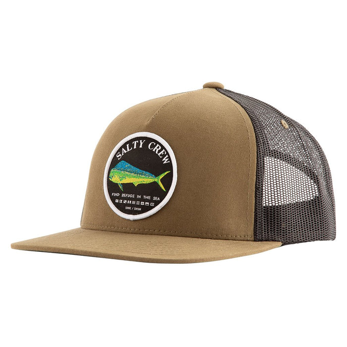 2512cc32bc82c Have a Question  Be the first to ask a question about this. Ask a Question.  Cancel. Home Salty Crew Dos Mahi Trucker Hat