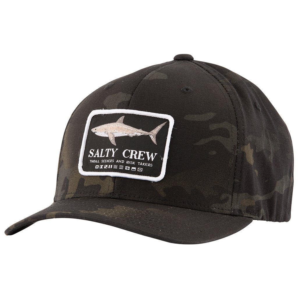Salty Crew Farallon Flexfit Hat - 88 Gear