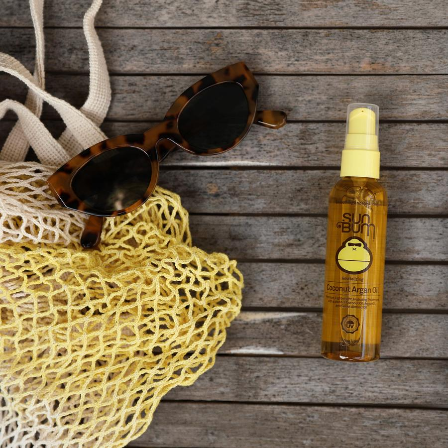 Sun Bum Coconut Argan Hair Oil - 88 Gear