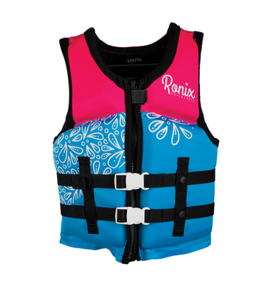 Ronix August Girls Life Vest - 88 Gear