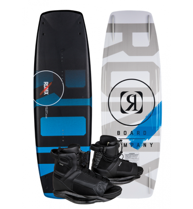 Ronix District Wakeboard and Boot Package 2019