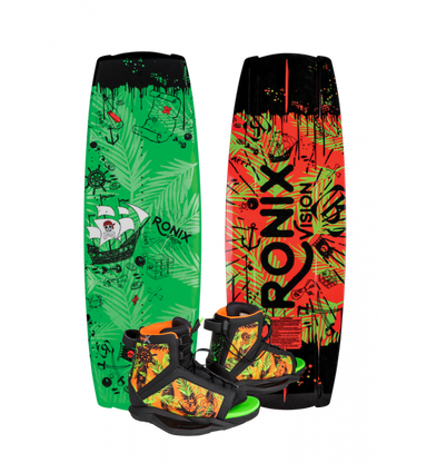 Ronix Vision Kid's Wakeboard - 88 Gear