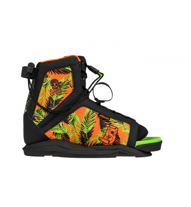 Ronix Boys Vision Wakeboard Boots 2019 - 88 Gear