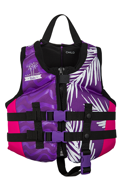 Radar Young Girls Life Vest - 88 Gear