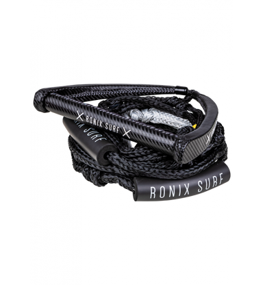 Ronix Carbon Spinner Surf Rope and Handle