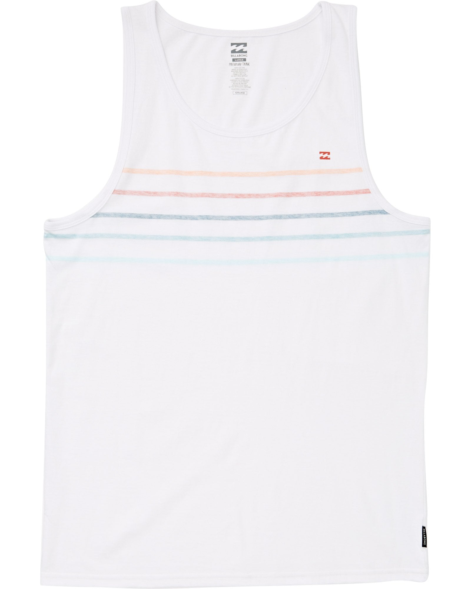Billabong Spinner Tank - 88 Gear