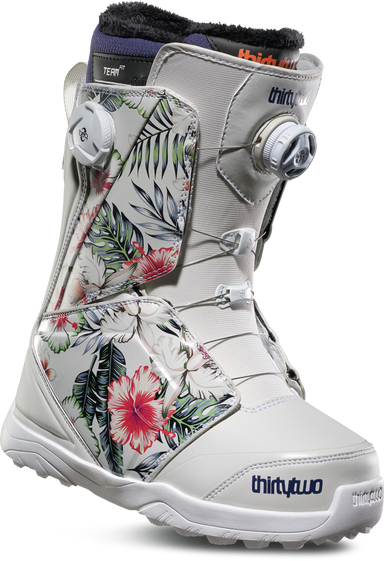 Thirty Two Lashed Double BOA Women's Snowboard Boots 2019
