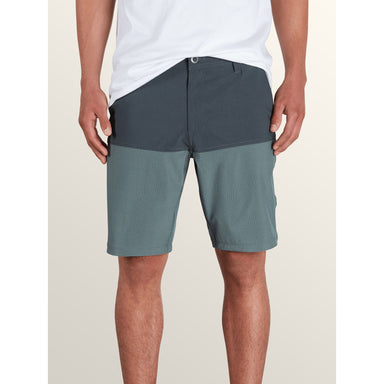 Volcom Static Block Hybrid Boardshorts - 88 Gear