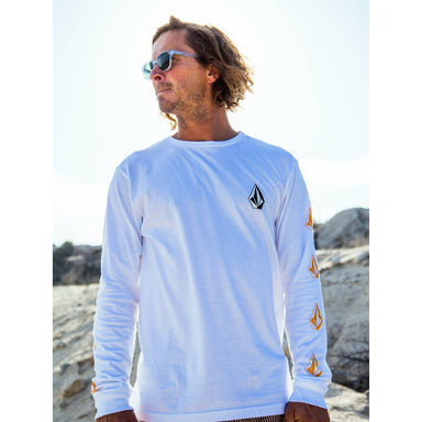 Volcom Deadly Stones Long Sleeve Tee Shirt - 88 Gear