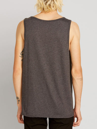 Volcom Solid Heather Tank Top - 88 Gear
