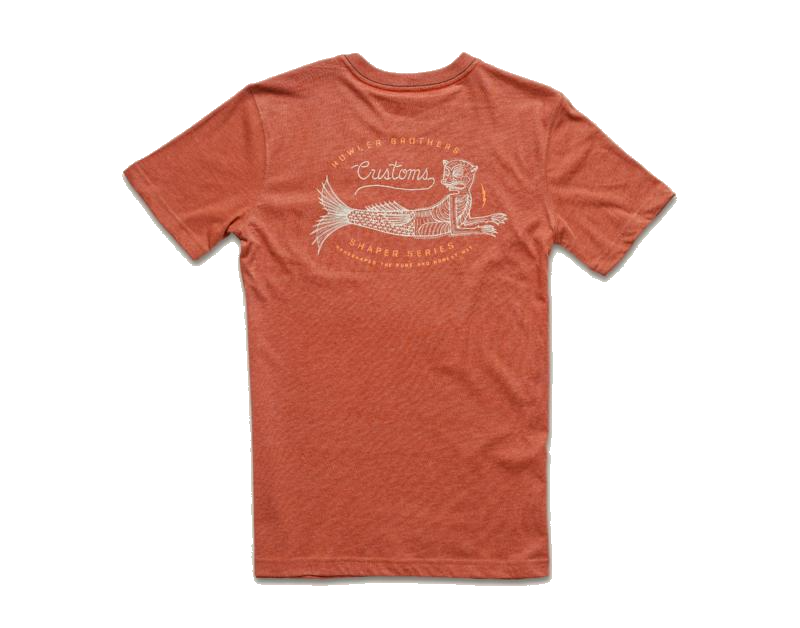 Howler Brothers Shaper Series T-Shirt - 88 Gear
