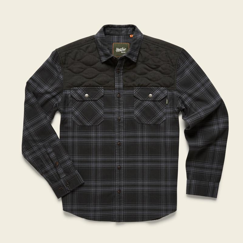 Howler Brothers Quintana Quilt Flannel - 88 Gear