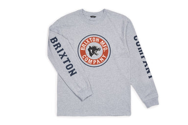 Brixton Forte IV Long Sleeve Shirt - 88 Gear