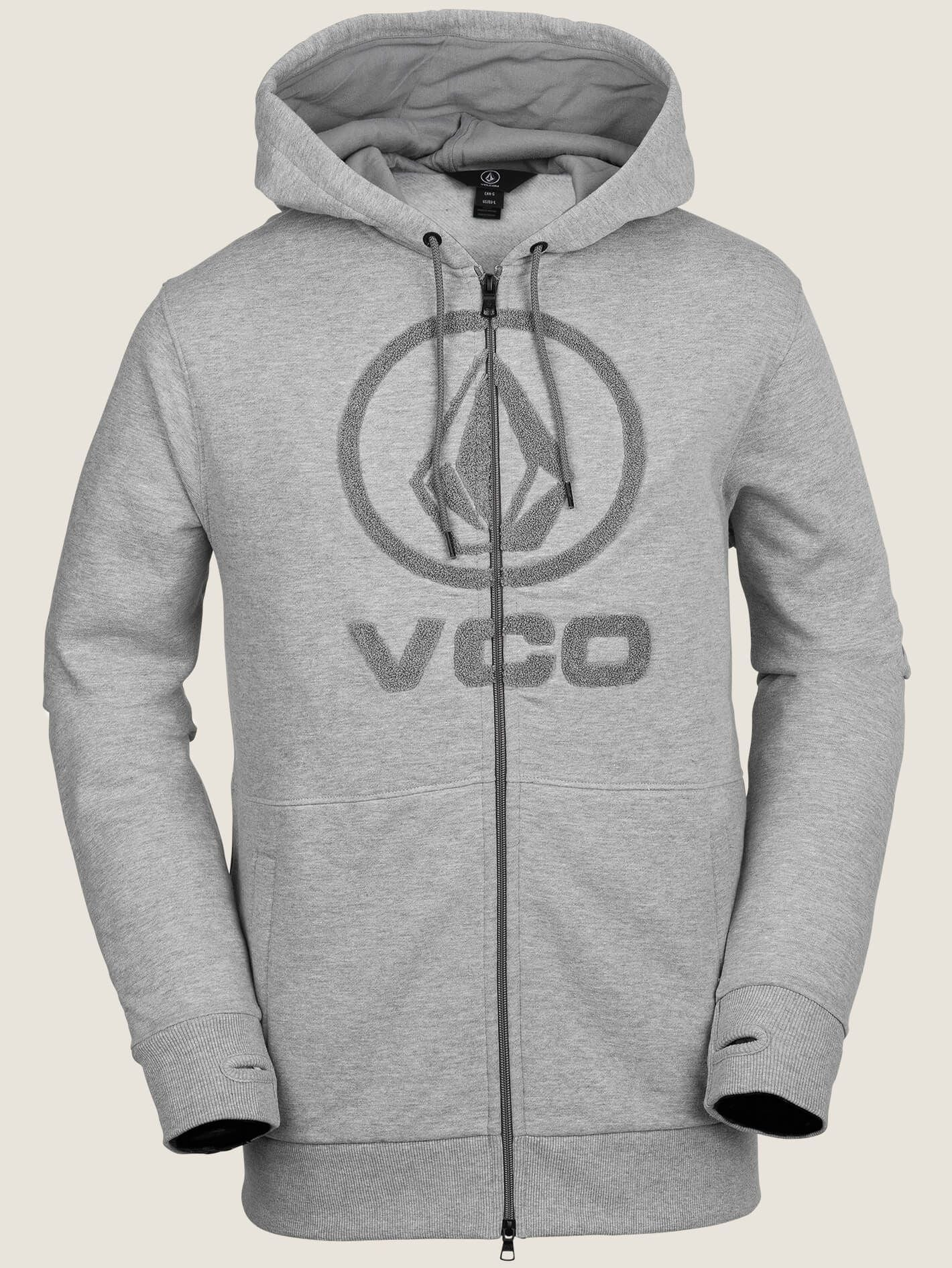 Volcom Stone Terry Fleece - 88 Gear
