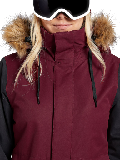 Volcom Discounted Fawn Snow Jacket - 88 Gear