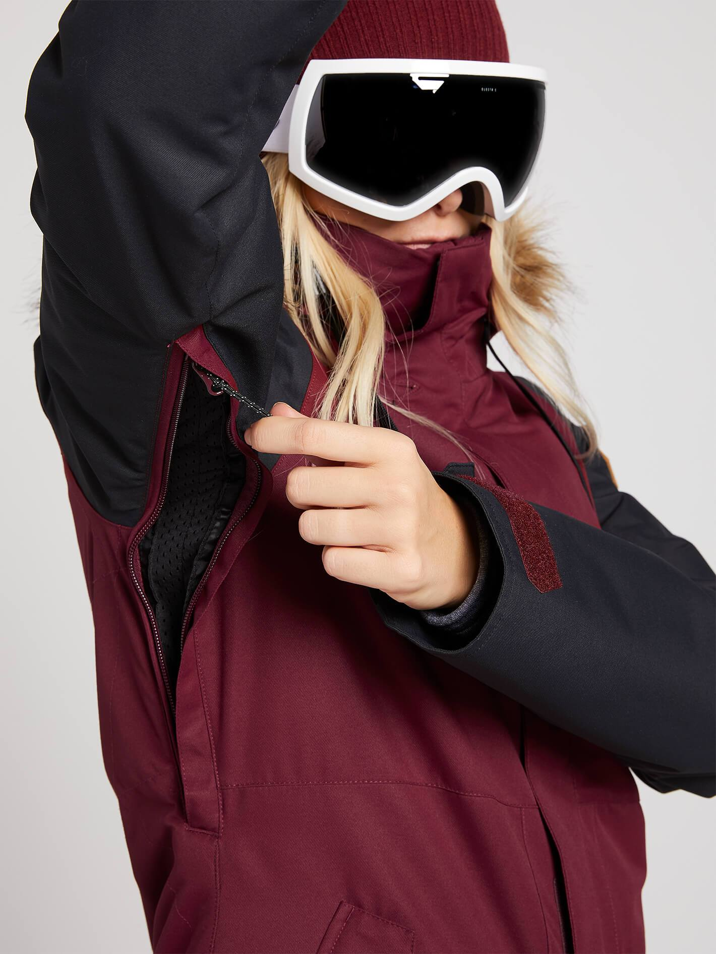 Volcom Fawn Snow Jacket - 88 Gear