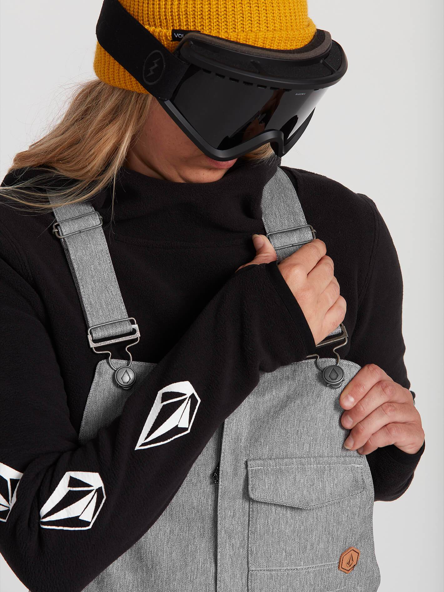Volcom Swift Bib Overalls - 88 Gear