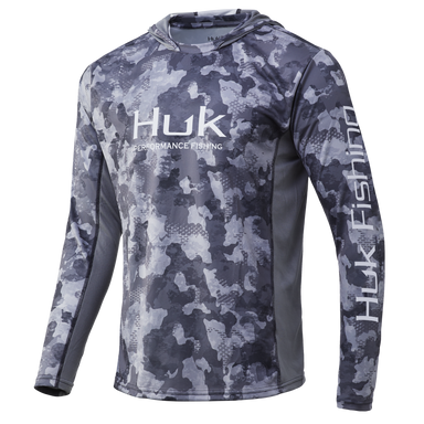 Huk Icon X Refraction Hoodie