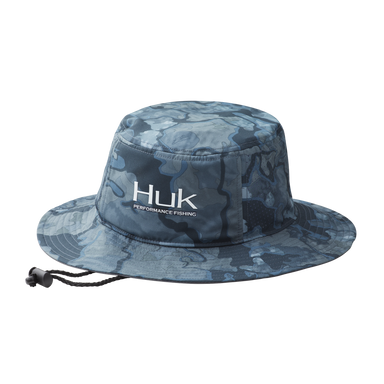 Huk Current Camo Bucket Hats