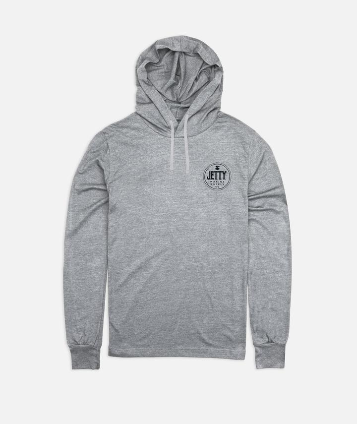 Jetty Heritage Hooded Tee - 88 Gear