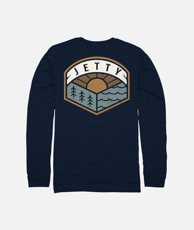 Jetty Trooper Long Sleeve Tee - 88 Gear