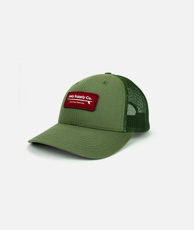 Jetty Loggin Supply Trucker Hat - 88 Gear