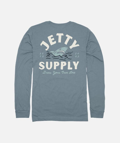Jetty Sharpnose Long Sleeve Shirt - 88 Gear