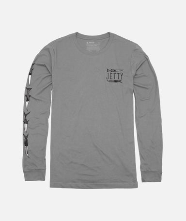Jetty Guardian Long Sleeve Tee - 88 Gear
