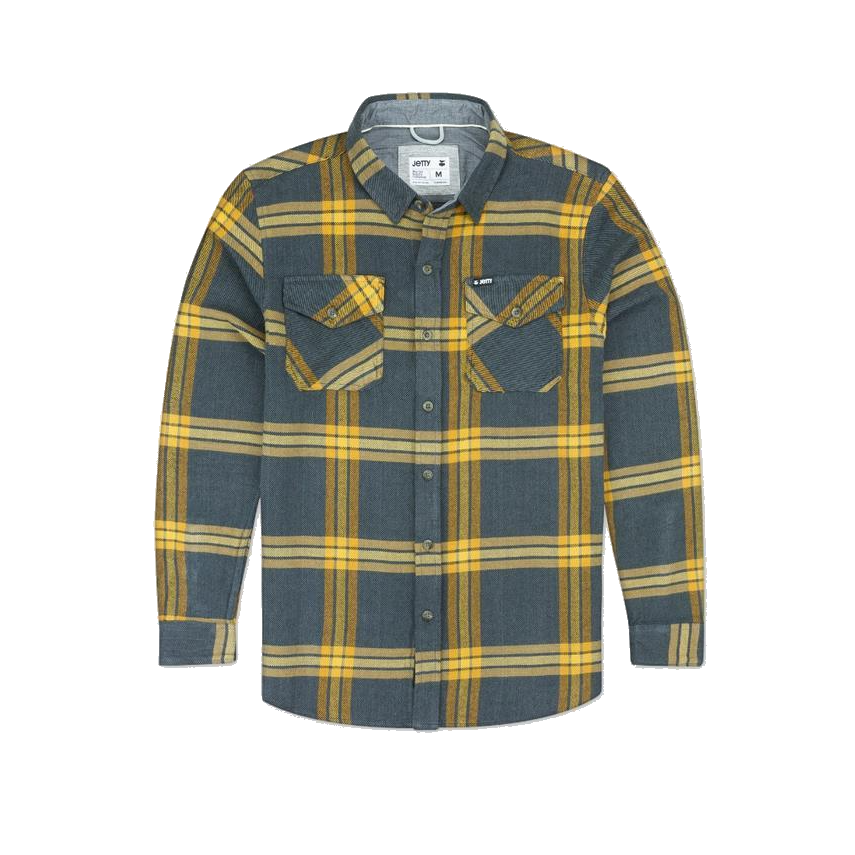 Jetty Arbor Heavy Flannel Shirt
