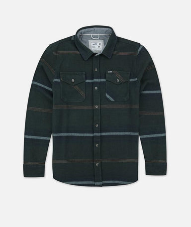 Jetty Horizon Flannel - 88 Gear