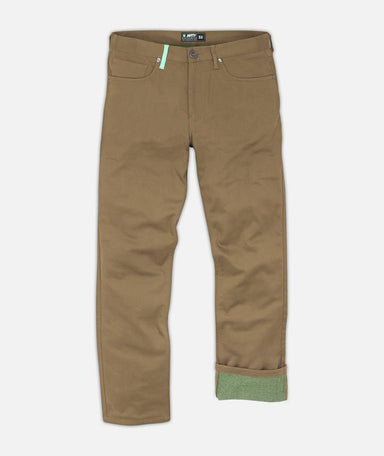 Jetty Flanstone Lined Pants - 88 Gear