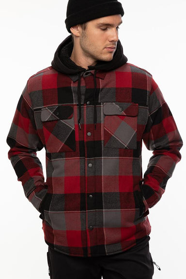 686 Flannel Jacket - 88 Gear