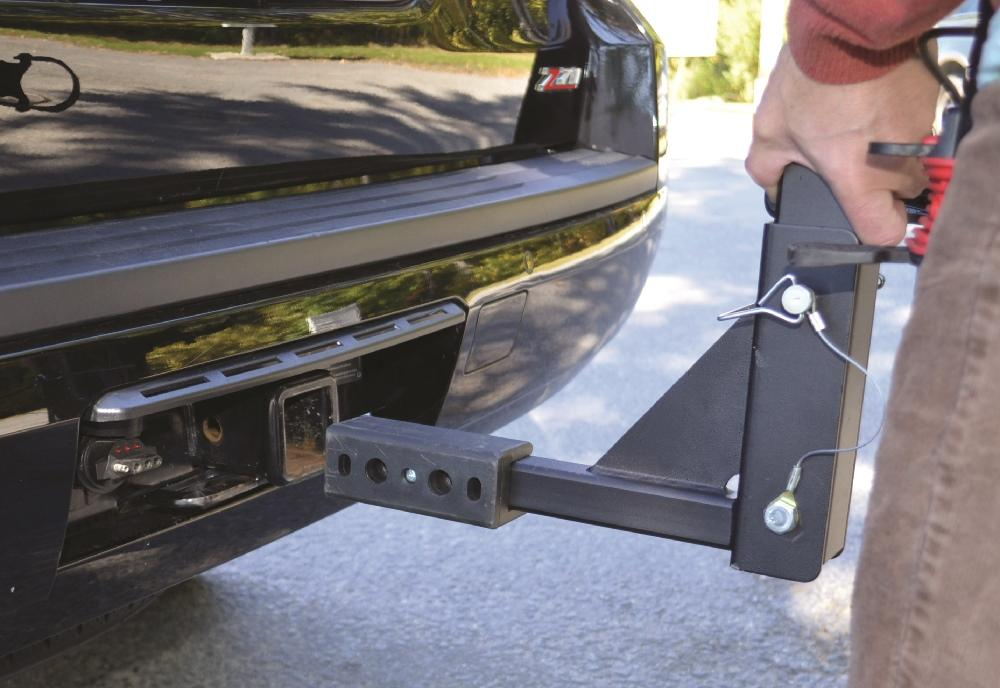 Malone Runway 3 Bike Hitch Mount Carrier - 88 Gear