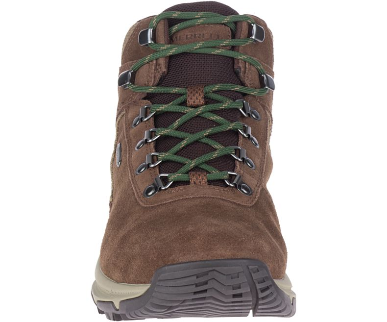 Merrell Erie Mid Waterproof Shoes - 88 Gear