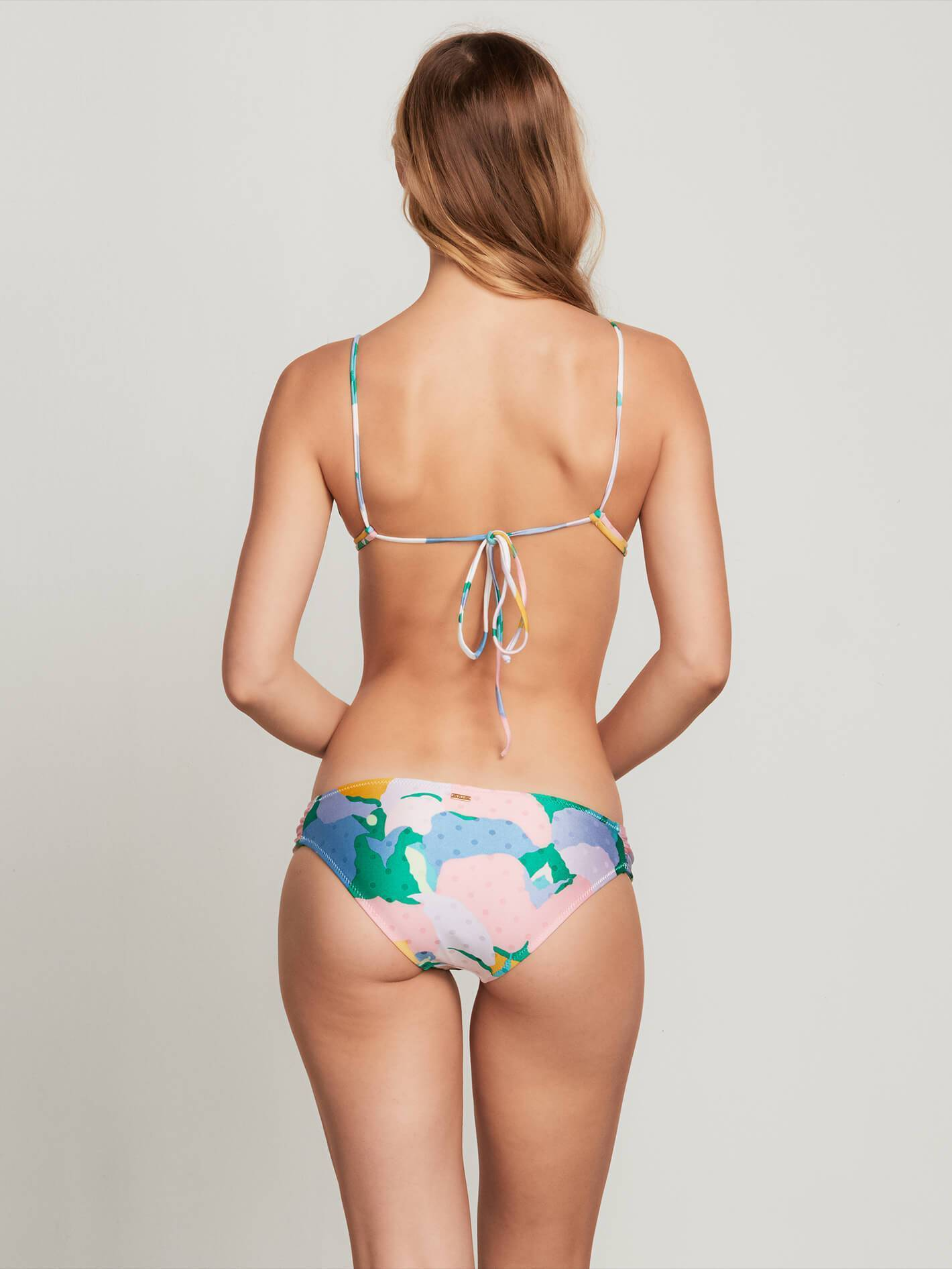 Volcom Growing On Me Bikini Top - 88 Gear