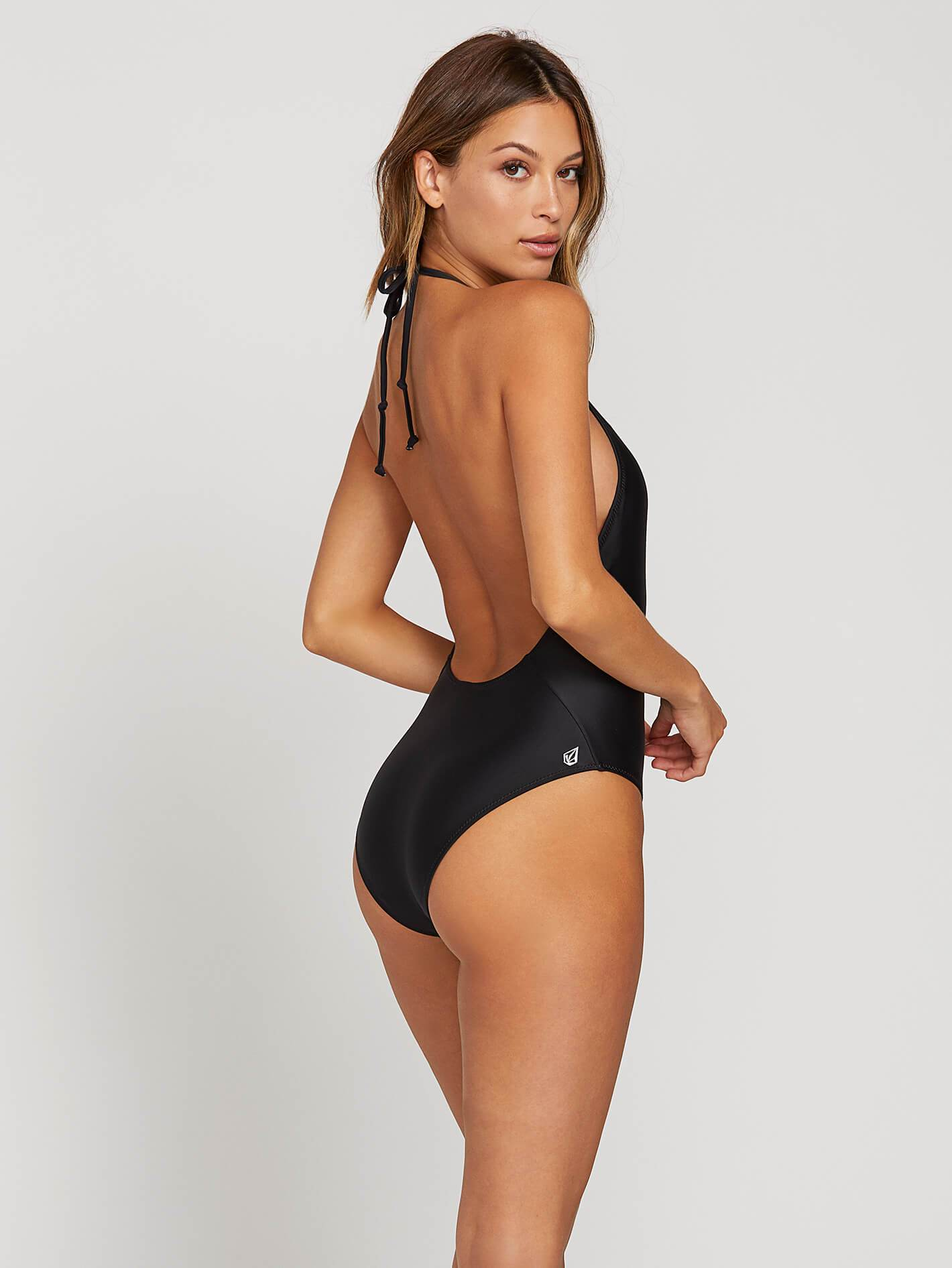 Volcom Simply Solid 1 Piece Swim - 88 Gear