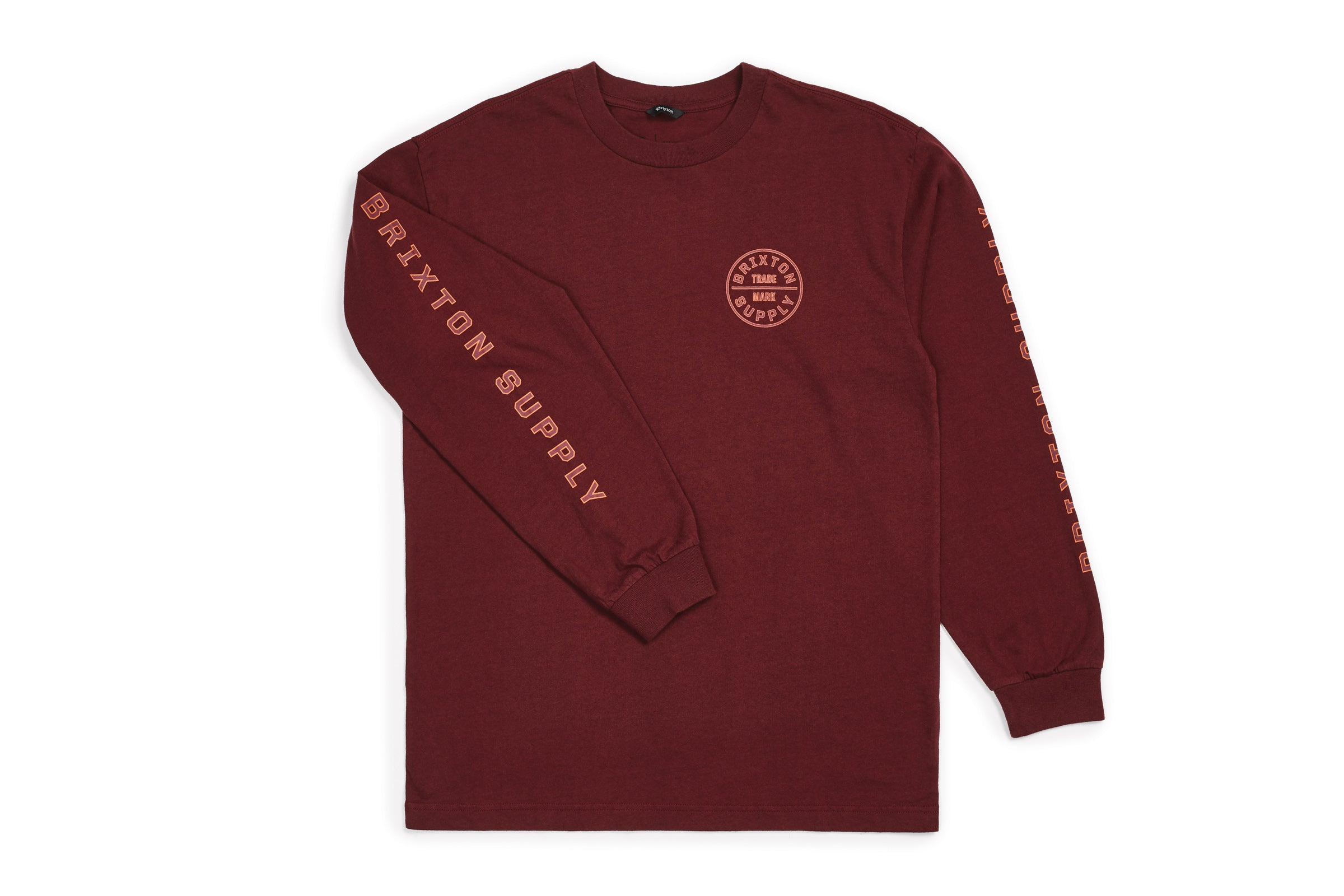 Brixton Oath IV Long Sleeve Shirt - 88 Gear