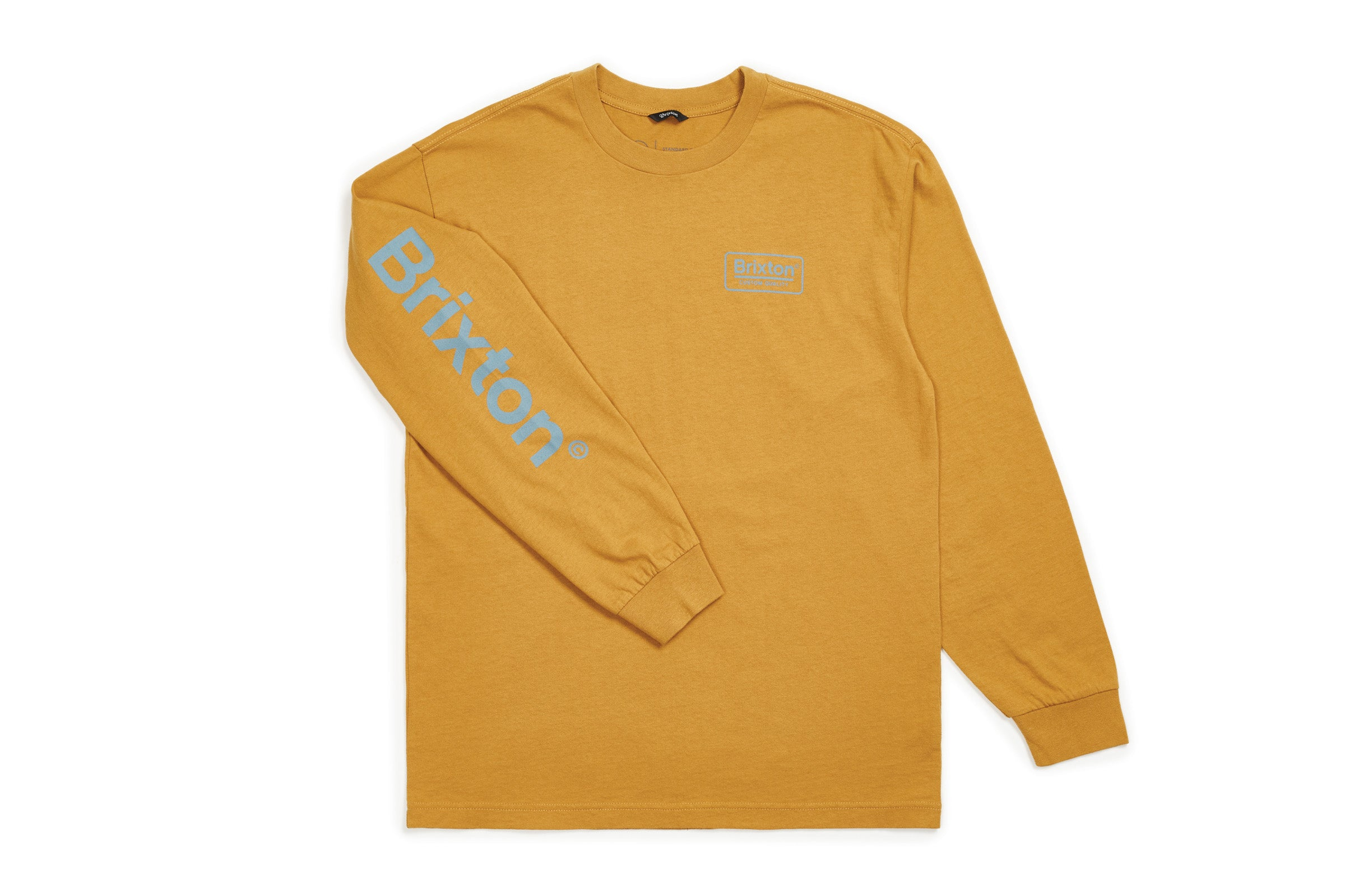 Brixton Palmer II Long Sleeve Shirt - 88 Gear
