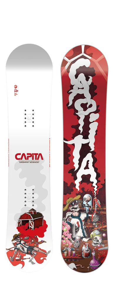 Capita Scott Stevens Mini Snowboard 2020-2021 - 88 Gear
