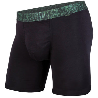 Bn3th Bamboo Black Men's Boxer Briefs