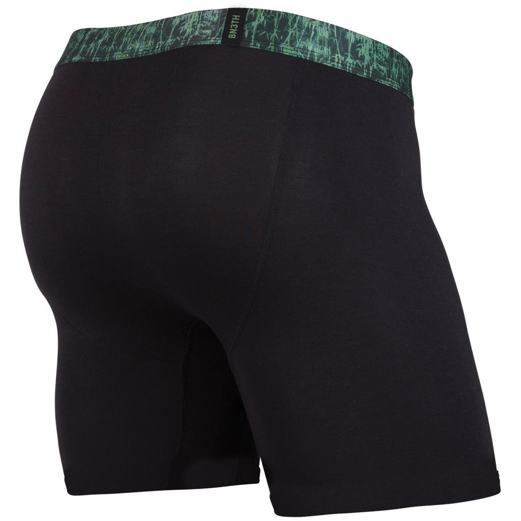 Bn3th Bamboo Black Boxer Briefs - 88 Gear