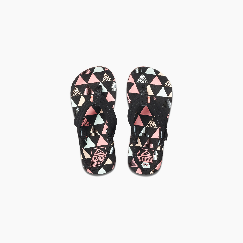 Reef Girls Little AHI Sandals - 88 Gear