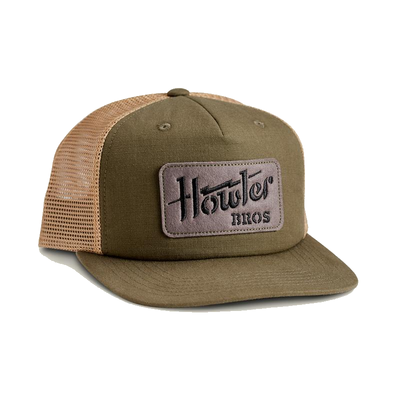 Howler Brothers Electric Stencil Hat - 88 Gear