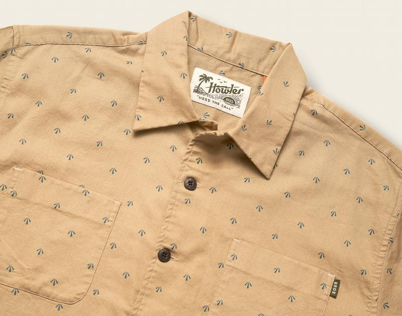 Howler Brothers Sunset Scout Shirt Men/'s